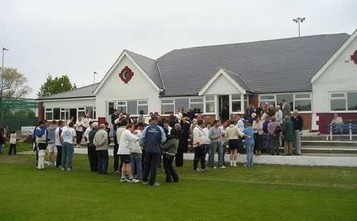 Tynemouth Rugby Club Function Room