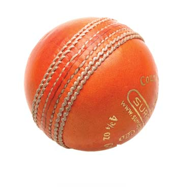 Surridge Pro County Orange Ball