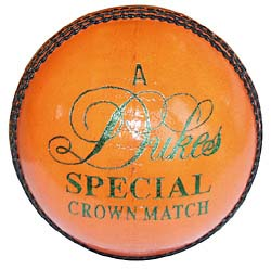 Dukes Special Crown Match Orange Ball